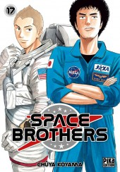 Space Brothers -17- Tome 17