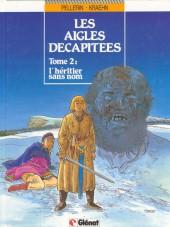Les aigles décapitées -2a95- L'héritier sans nom