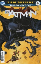 Batman (2016) -12- I am Suicide, Part Four