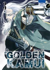 Golden Kamui - Tome 3