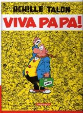 Achille Talon -20ES- Viva papa!