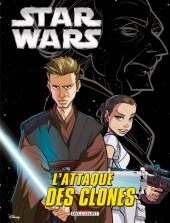 Star Wars (Delcourt / Disney) -2- L'Attaque des Clones