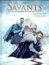 Les savants -2- Uraniborg, 1594 - La Bête de l'île
