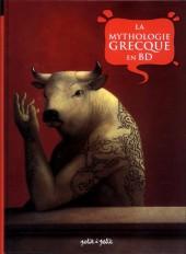 Contes et Légendes (chez Petit à petit) -a2016- La mythologie grecque en BD