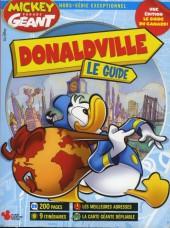 Mickey Parade Géant Hors-série / collector -8HS08- Donaldville le Guide
