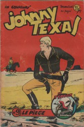 Johnny Texas -9- LE PIEGE