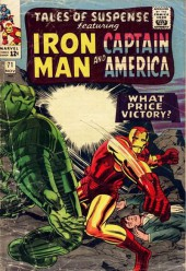 Tales of suspense Vol. 1 (Marvel comics - 1959) -71-