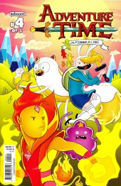 Adventure Time With Fionna & Cake -4B- Adventure Time With Fionna & Cake Part 4 Of 6