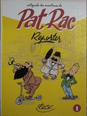 Pat Rac reporter - Tome INT1