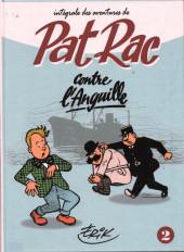 Pat Rac reporter -INT2- Pat Rac contre l'Anguille