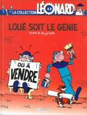Léonard - La Collection (Prisma Media) -4439- Loué soit le génie