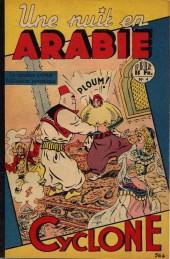 Cyclone, l'homme atomique -4- Une nuit en Arabie