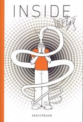 (AUT) Giraud / Moebius - Inside Moebius Sketchbook