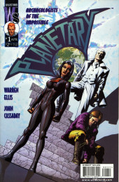 Planetary (DC comics - 1999) -1- All Over the World