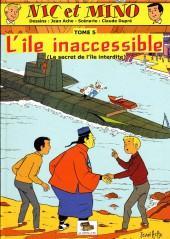 Nic et Mino (Le Coffre à BD) -5- L'île inaccessible