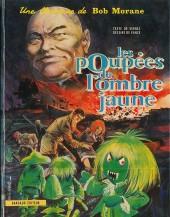 Bob Morane 2 (Dargaud) -11- Les poupées de l'Ombre Jaune