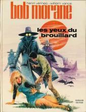 Bob Morane 2 (Dargaud) -13- Les yeux du brouillard