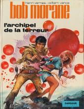 Bob Morane 2 (Dargaud) -15- L'archipel de la terreur