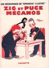 Zig et Puce (Hachette) -HS1aTL- Zig et Puce mécanos