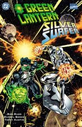 Green Lantern/Silver Surfer: Unholy Alliances (1995) - Green Lantern/Silver Surfer: Unholy Alliances