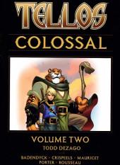 Tellos (1999) -INT2- Tellos: Colossal Volume Two