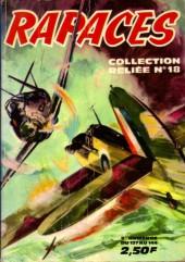 Rapaces (Impéria) -Rec18- Collection reliée N°18 (du n°137 au n°144)
