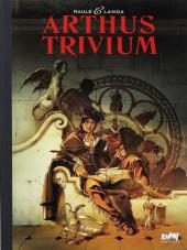 Arthus Trivium - Tome INT1 TT