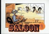 Saloon (Collection Fumetti) -INT2- Saloon - Intégrale tome 2
