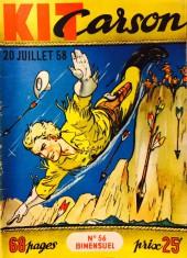 Kit Carson -56- Kit Carson et le Dieu du tonnerre