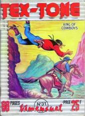 Tex-Tone -31- Le sheriff aurait... peur!