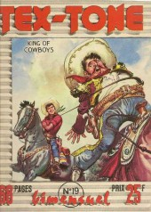 Tex-Tone -19- Le sheriff de Killingway