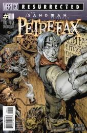 Sandman presents (The): Petrefax (2000) -INT- Travels in Malegrise