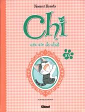 Chi - Une vie de chat (grand format) -10- Tome 10