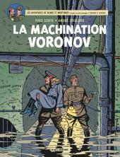 Blake et Mortimer (Les Aventures de) -14b12- La machination Voronov