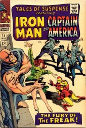 Tales of suspense Vol. 1 (Marvel comics - 1959) -75-