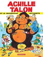 Achille Talon -15d02- Achille Talon et le quadrumane optimiste