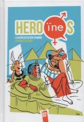 Héro(ïne)s : la représentation féminine en bande-dessinée - Hero(ïne)s la représentation féminine en bande dessinée