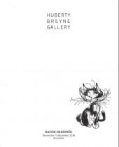 (Catalogues) Ventes aux enchères - Divers - Huberty Breyne Gallery - Bandes dessinées - Dimanche 11 décembre 2016 - Bruxelles