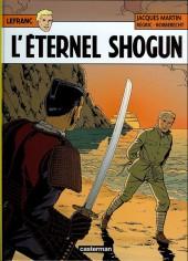 Lefranc -23a2016- L'éternel shogun