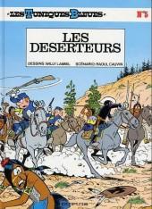 Les tuniques Bleues -5b82- Les déserteurs