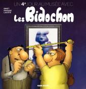Les bidochon -HS11- Un 4e jour au musée avec les Bidochon
