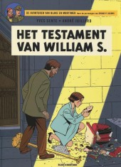 Blake en Mortimer (Uitgeverij Blake en Mortimer) -24- Het testament van William S.