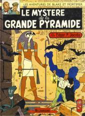 Blake et Mortimer (Historique) -3b82- Le Mystère de la Grande Pyramide - 1re partie