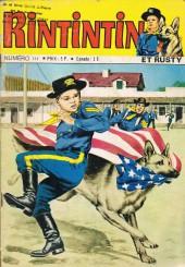 Rin Tin Tin & Rusty (2e série) -112- Echec à la reine