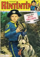 Rin Tin Tin & Rusty (2e série) -43- Le Manitou des grandes eaux