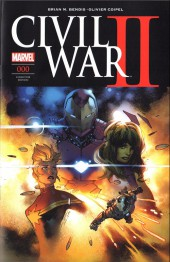 Civil War II -0ES- Prologue