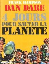 Dan Dare -1- 4 jours pour sauver la planète