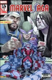 Marvel Saga (3e série - 2016) -4- Le Casse du siècle