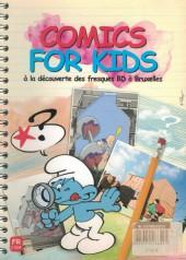 (DOC) Études et essais divers - Comics For Kids - À la découverte des fresques BD à Bruxelles