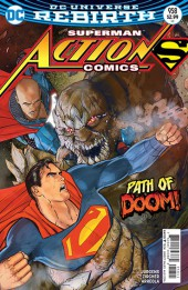 Action Comics (1938) -958- Path of Doom - Part two